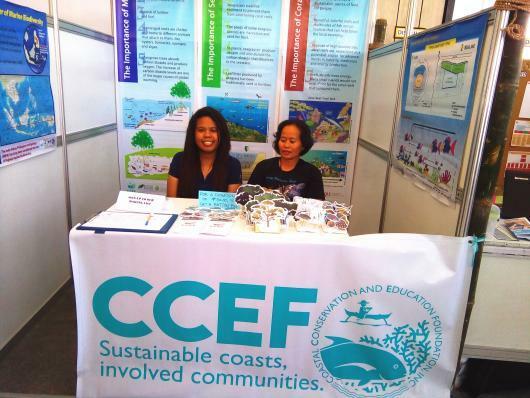 First Cebu Disaster Risk Reduction (DRR) info Fair Exhibit