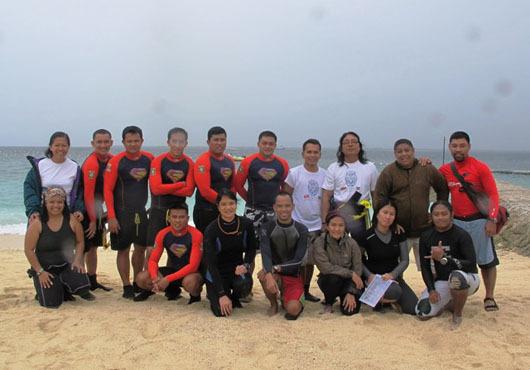 Lapu-Lapu City Reef Monitoring Team formed